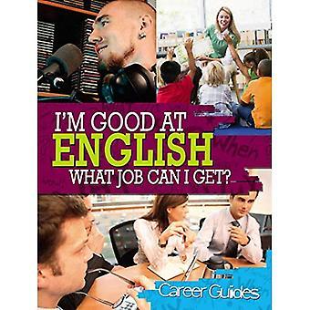 I'm Good At: English What Job Can I Get?
