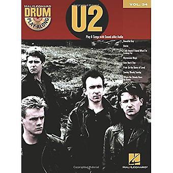 Drum Play-Along: Volume 34: U2