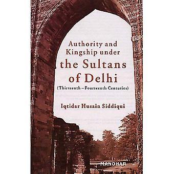 Autorité et la royauté sous les Sultans de Delhi: XIIIe-XIVe siècles