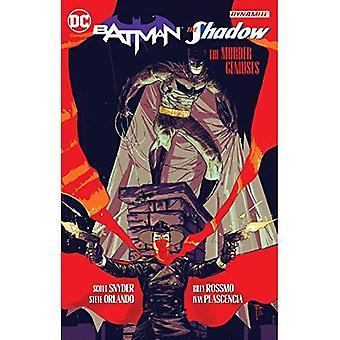 Batman/o sombra: Os assassinato de gênios