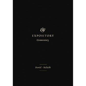 Comentário expositivo ESV: Daniel-Malaquias (ESV comentário expositivo)