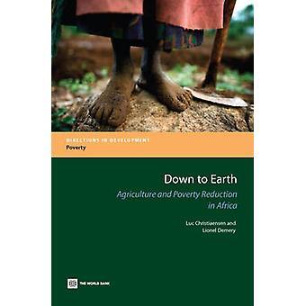 Agricultura para a terra e a redução da pobreza em África por Demery & Lionel