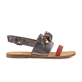 Marc Jacobs Multicolor Leather Sandals