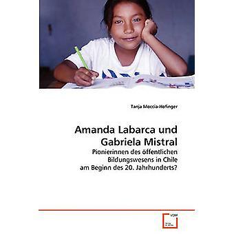 Amanda Labarca und Gabriela Mistral esittäjä MocciaHofinger & Tanja