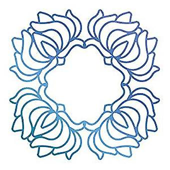 Artdeco Creations Bohemian Bouquet Collection Orchid Box Hotfoil Stamp (ULT158080)