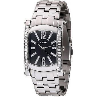 Zeno-watch Black watch banane élégance 1H96Q gros-s1M