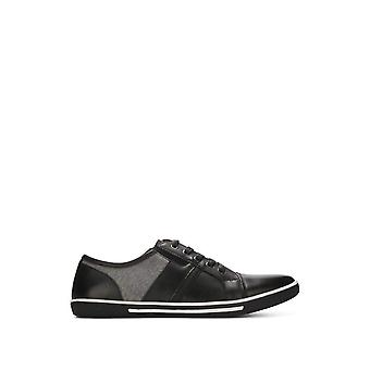 Reaction Kenneth Cole Tie and Crown Mixed Media Sneaker