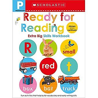 Pre-K Extra Big Skills Workbook: Ready for Reading� (Scholastic Early Learners)� (Scholastic Early Learners)