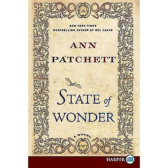 State of Wonder (large type edition) by Ann Patchett - 9780062065216