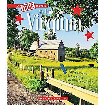 Virginia by Jennifer Hackett - 9780531231715 Book