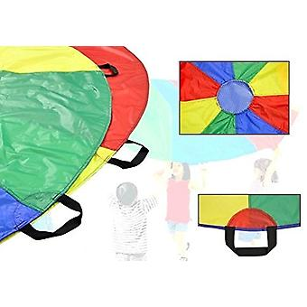 Geest van Air Play Parachute groot 3m versterkt Ripstop