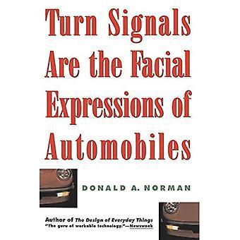 Richtingaanwijzers zijn de gezichtsuitdrukkingen van Auto's