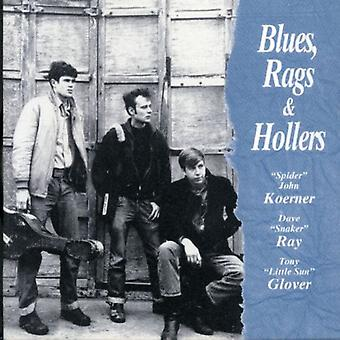 Koerner/Ray/Glover - Blues Rags & Hollers [CD] USA import