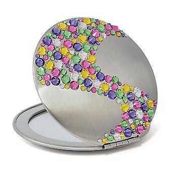 Luxury compact mirror ACS-08