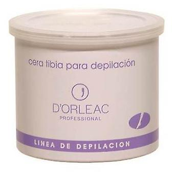 D'Orleac Tibia Wax (500 Bote Grs) (Woman , Esthetics , Hair removal , Waxes)
