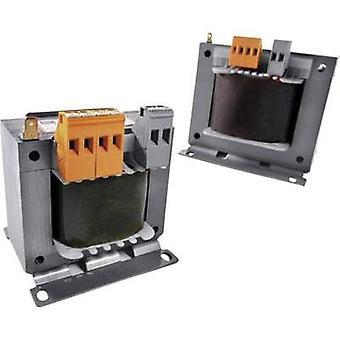 Control transformer, Isolation transformer, Safety transformer 1 x 400 V 1 x 230 Vac 320 VA 1.39 A ST 320/4/23 Block