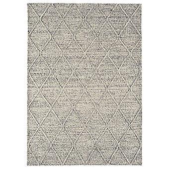 Katherine Carnaby Coast Diamond Cd03 Grey Marl Rug