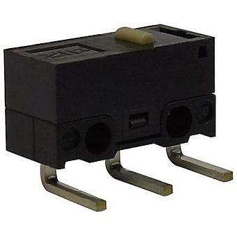 Microswitch 125 Vac 3 A 1 x On/(On) Zippy DF-03S-0D-Z momentary 1 pc(s)