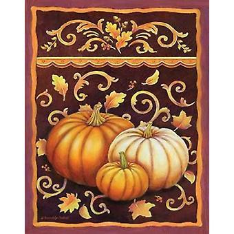 Autumn Celebration II Poster Print by Gwendolyn Babbitt