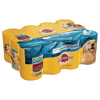 Stamtavla kan gelé fiskolja Mvmp 12x400g (förpackning med 2)