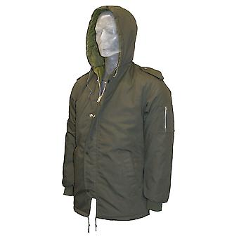 Brand New Hooded Padded Dubon Parka/ Jacket/ Coat