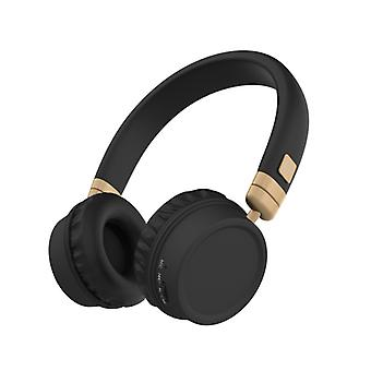 KITSOUND Headphone Harlem On-Ear Wireless Rose Gold Mic
