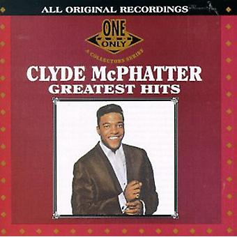 Clyde McPhatter - Greatest Hits [CD] USA importare