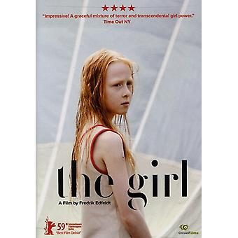 The Girl [DVD] USA import