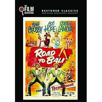 Road to Bali [DVD] USA import