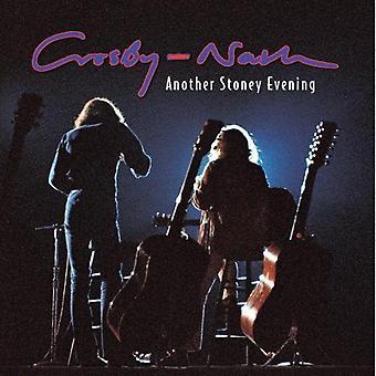 Crosby & Nash - en anden Stoney aften [CD] USA import