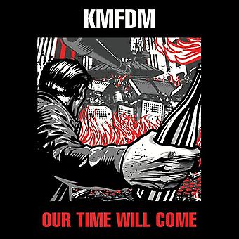 Kmfdm - Our Time Will Come [CD] USA import