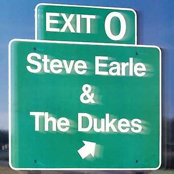 Steve Earle y el Du - importación de USA O de salida (LP) [vinilo]