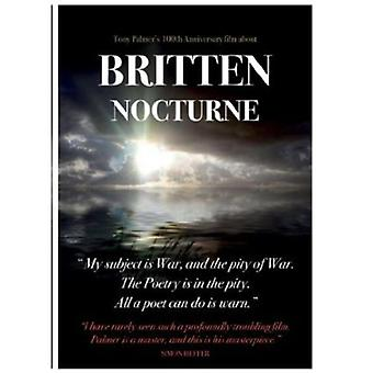 Britten Nocturne [DVD] USA importerer