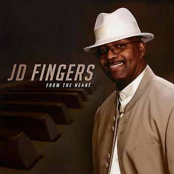 Jd Fingers - From the Heart [CD] USA import