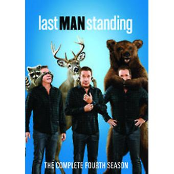 Last Man Standing: The Complete Fourth Season [DVD] USA import