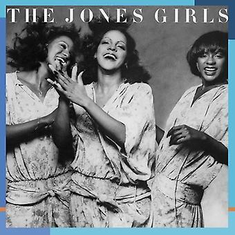 Jones flickor - Jones flickor [CD] USA import