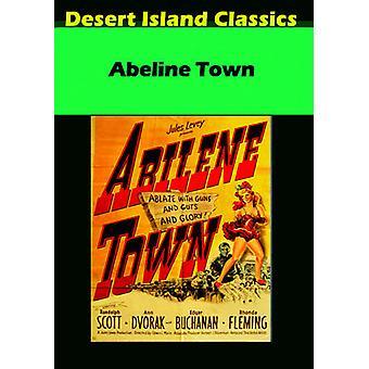 Abilene stad [DVD] USA import