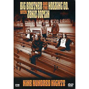 Importazione di nove cento notti [DVD] Stati Uniti d'America
