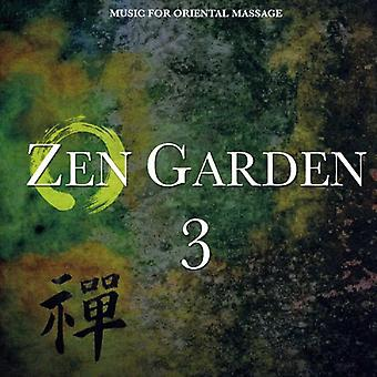 Stuart Michael - Zen Garden 3 (musik for orientalsk Massage) [CD] USA import
