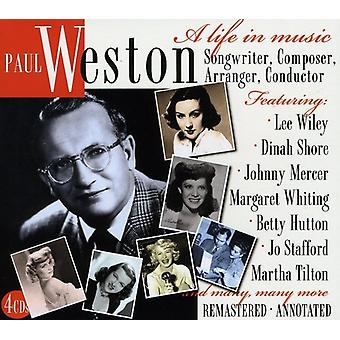 Paul Weston - Life in Music-Songwriter Composer [CD] USA import
