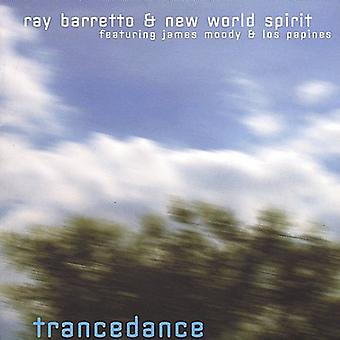 Ray Barretto - Trancedance [CD] USA import