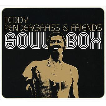 Teddy Pendergrass & Friends - import USA Soul Box [CD]