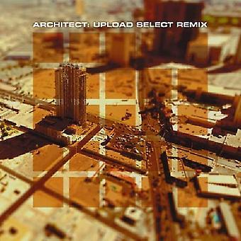 Arkitekt - Upload Vælg Remix [CD] USA importerer