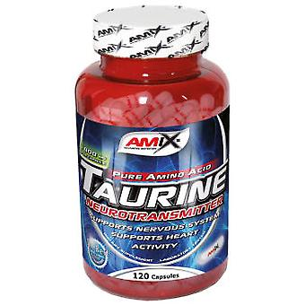 Amix Taurine 120 Capsules (Dietetics and nutrition , Vitality)
