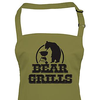 Vectorbomb, Bear Grills, Apron, Various Colours