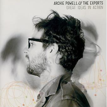 Archie Powell & de export - grote ideeën in actie [Vinyl] USA import