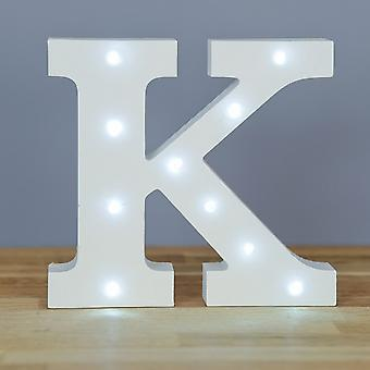 LED letter - Yesbox lights letter K