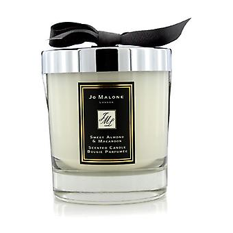 Jo Malone Sweet Almond Macaroon Scented Candle 200g (2.5 inch)