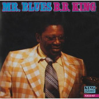 B.B. King - importación de Estados Unidos Mr.Blues [CD]