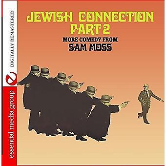 Sam Moss - judiska anslutning del 2 [CD] USA import